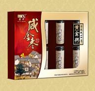 黄金兴咸金枣礼盒(8瓶装)