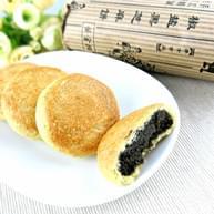 黄金兴椒盐黑芝麻饼(200g)