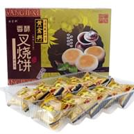 黄金兴叉烧饼(250g)